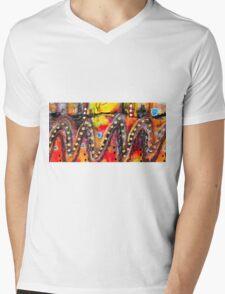 The Roller Coaster Mens V-Neck T-Shirt