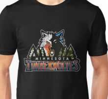 MN T-Wolves New Generation. Unisex T-Shirt