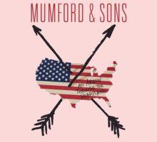 Mumford N Son Kids Tee