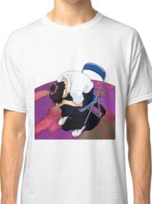 Shinji Neon genesis evangelion Classic T-Shirt