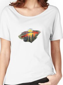 MN Wild New Generation Women's Relaxed Fit T-Shirt