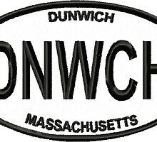 Dunwich Euro Sticker by storiedthreads