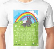 Have you a dog in heaven, Lord? Unisex T-Shirt
