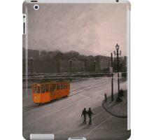 San Francisco - Orange Trolley iPad Case/Skin