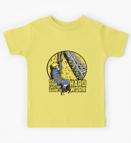 safety harness Kids Tee