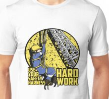 safety harness Unisex T-Shirt