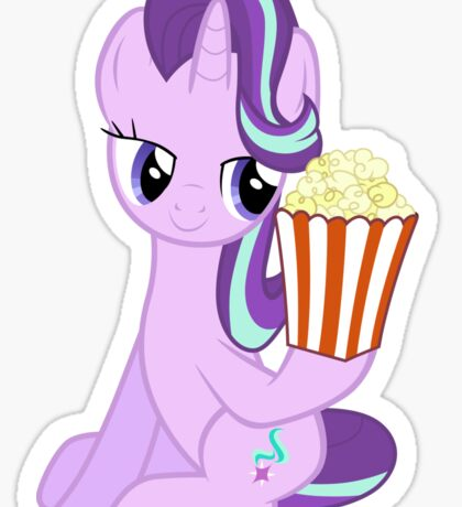 Popcorn ? Sticker