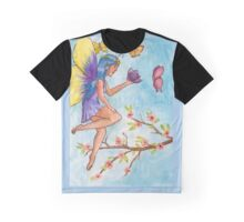 Queen of Butterflies Graphic T-Shirt