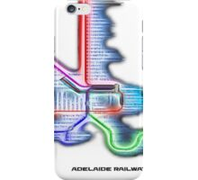 Adelaide Rail System iPhone Case/Skin