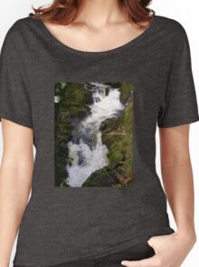 Lydia Falls, South Brent Women's Relaxed Fit T-Shirt