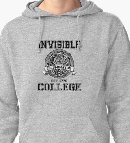 Illuminati College Logo Pullover Hoodie