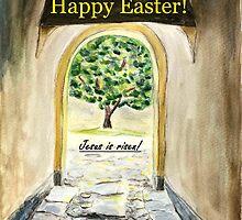 Happy Easter - Jesus is risen! by CarolineLembke