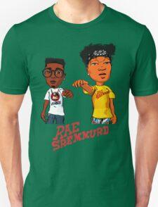 Rae Sremmurd - Cartoon T-Shirt
