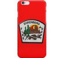 Ehrenberg Fire Department iPhone Case/Skin
