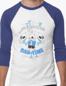 Bad Time Men's Baseball ¾ T-Shirt