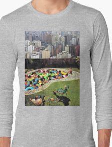 City Pool Long Sleeve T-Shirt