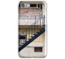 Abandoned motel 1 iPhone Case/Skin