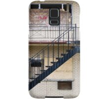 Abandoned motel 1 Samsung Galaxy Case/Skin