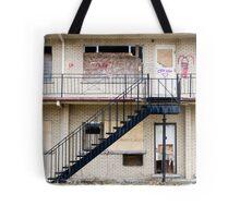 Abandoned motel 1 Tote Bag