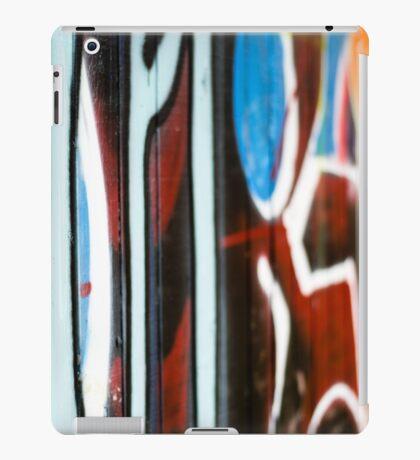 graffiti 3 iPad Case/Skin