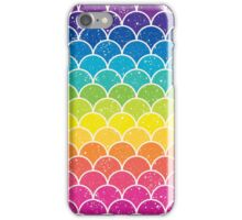 Rainbow Glitter Scales iPhone Case/Skin