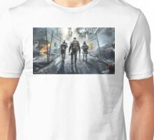 the division poster Unisex T-Shirt