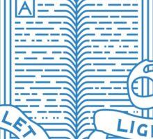 ucla seal Sticker