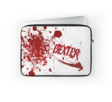 Dexter blood spatter Laptop Sleeve