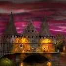 Castle - Meet be by the Rabot Sluice by Mike  Savad