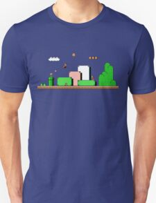 Super Mario Bros 3 Unisex T-Shirt