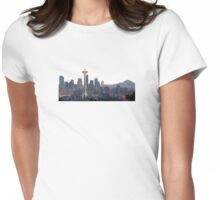 Grey's Anatomy Skyline Womens Fitted T-Shirt