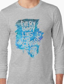 No Exceptions  Long Sleeve T-Shirt