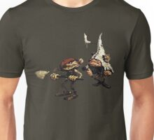 Fantasy Mining Gnomes from Faeries Unisex T-Shirt