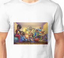 Caribbean Justice Ladies Lounge Unisex T-Shirt