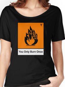 YOBO Women's Relaxed Fit T-Shirt
