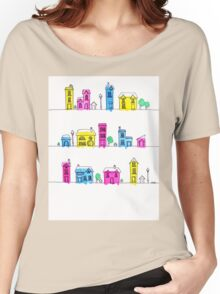 Community Design No. 2 Version 1 Women's Relaxed Fit T-Shirt
