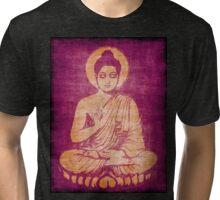 BUDDHA-5 Tri-blend T-Shirt