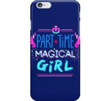 Kingdom Heart Part Time Magical Girl iPhone Case/Skin