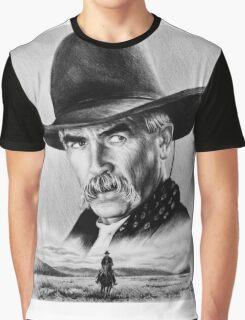 Sam Elliot  Lone Rider Graphic T-Shirt