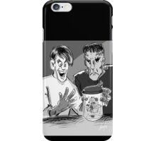 Dead Hamster in a Frankenstein movie iPhone Case/Skin