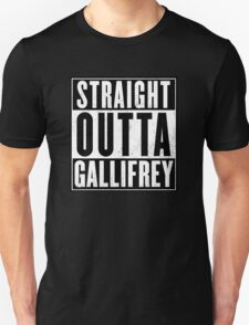 Doctor Who - gallifrey T-Shirt
