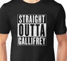 Doctor Who - Straight outta Gallifrey Unisex T-Shirt