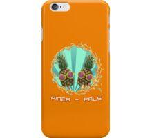 Pinea-pals iPhone Case/Skin