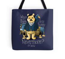 Edgar Allan Pooh Tote Bag