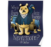 Edgar Allan Pooh Poster