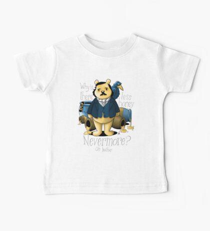 Edgar Allan Pooh Baby Tee