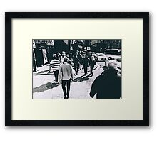 Cults Framed Print
