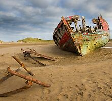 The wreck by Andrew Jeffries