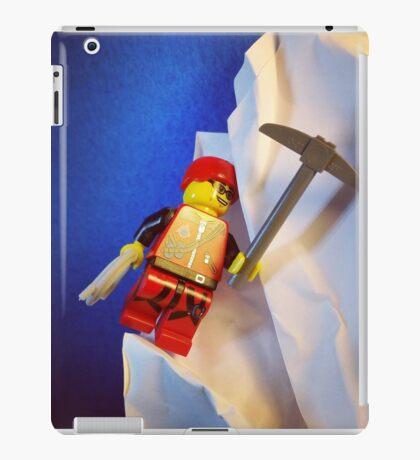 Lego Ice Climber iPad Case/Skin