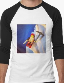 Lego Ice Climber Men's Baseball ¾ T-Shirt